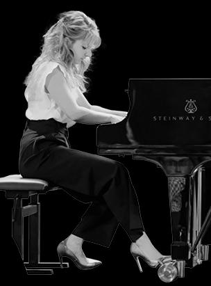 Lise de la Salle – Solo Piano Recital  poster