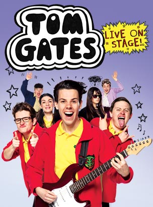 TOM GATES poster