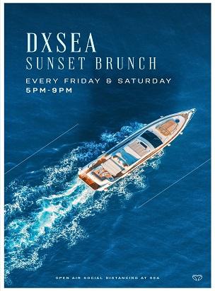 Mega Yacht Sunset Cruise poster