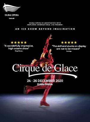 Cirque de Glace poster