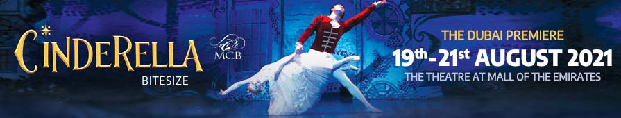Moscow City Ballet production of Cinderella: Bite Size Ballet