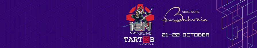 IGN Convention Bahrain 2016