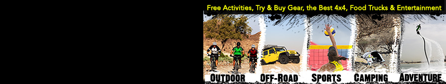 Outdoor & Adventure Show 2016