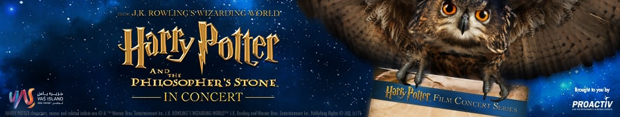 Harry Potter And The Philosopher's Stone, In Concert
