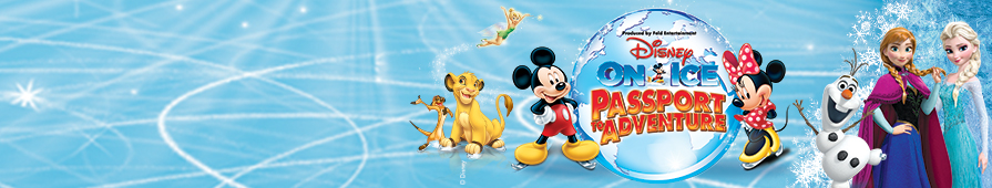 Disney On Ice-Passport to Adventure