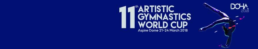 11th Artistic Gymnastics World Cup