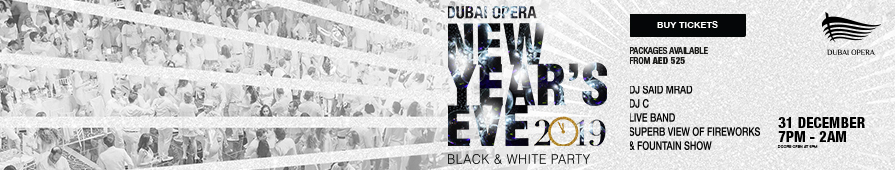 NYE BLACK & WHITE PARTY