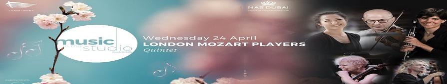Music in the Studio present London Mozart Players
