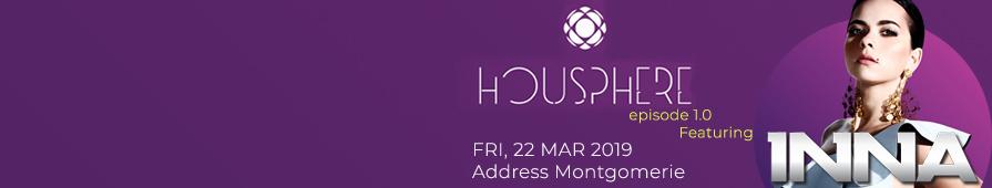 Housphere 1.0: INNA Live in Dubai