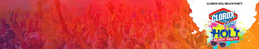 Holi Beach Party 2019
