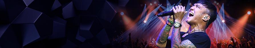 """ARNEL PINEDA (Lead Singer """"Journey"""" Band) LIVE IN DUBAI"""