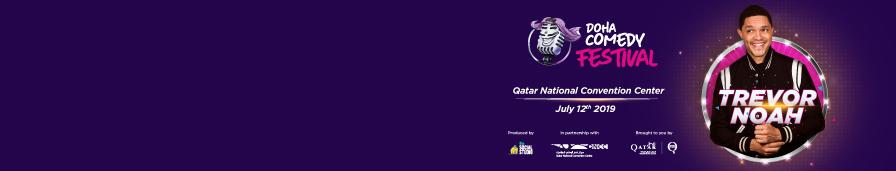 Doha Comedy Festival Presents: Trevor Noah