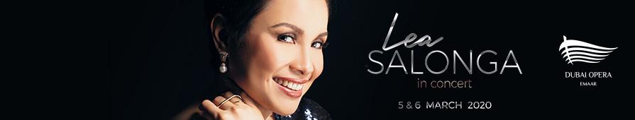 Lea Salonga Live