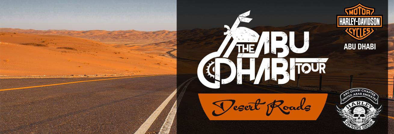 The Abu Dhabi Tour 2019- Desert Roads