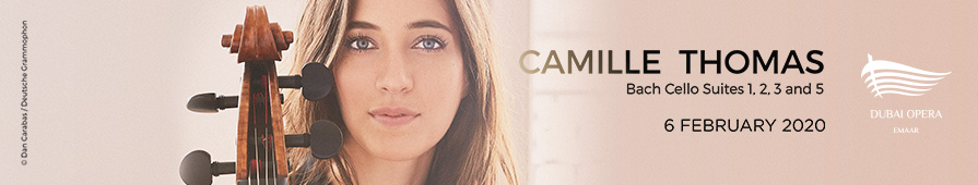 Camille Thomas Live