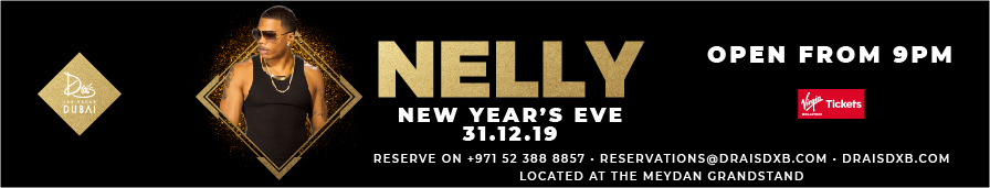 NELLY - New Year's Eve 2020 at Drai's Dubai