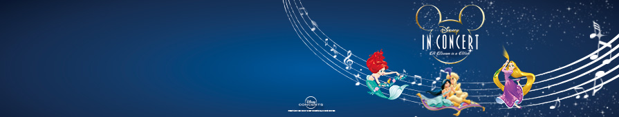 Disney in Concert A Dream is a Wish