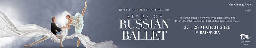Stars of Russian Ballet