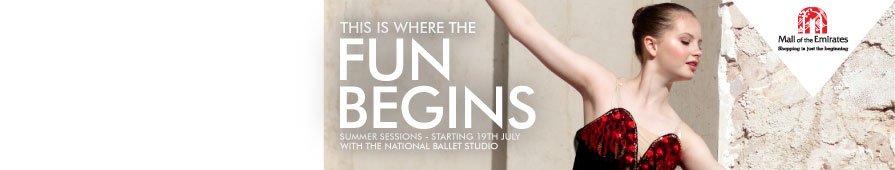 Summer Sessions at Mall of Emirates