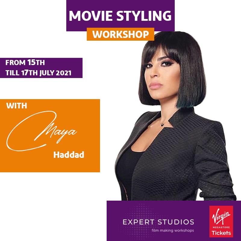 Movies Styling Master Class by Stylist Maya Hadad