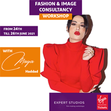 Fashion and Image Consultancy Workshop by Famous stylist Maya Hadad