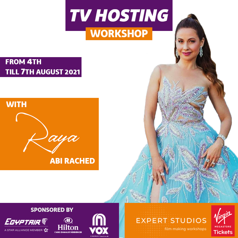 TV Hosting and Entertainment shows by Raya Abiracid