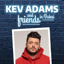 Kev Adams and Friends