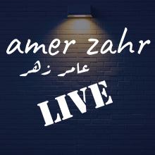 Amer Zahr Live!