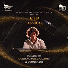 V.I.P Classical – Guiliano Mazzoccante