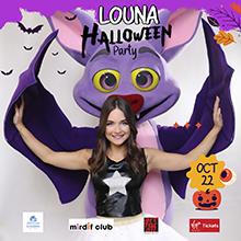 Louna Halloween Party to be presented by Louna Land Team