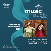 Farrah El Dibany, Mezzo-Soprano & Amira Fouad, Piano