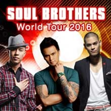 Soul Brothers World Tour 2016