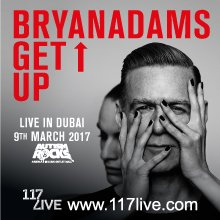 Bryan Adams World Tour