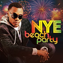 New Years Eve Beach Party