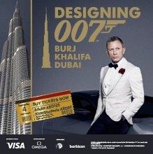 Designing 007: 50 years of Bond style
