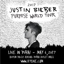 Justin Bieber- The Purpose World Tour