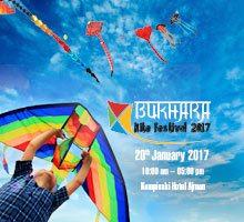 Bukhara Kite Festival