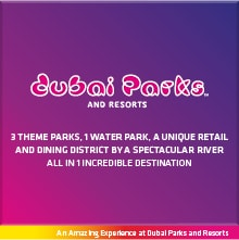 Dubai Parks and Resorts Multipark