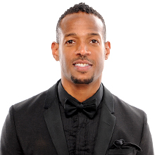 MARLON WAYANS STAND UP COMEDY LIVE ON STAGE