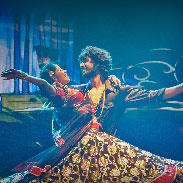 A Passage to Bollywood by Navdhara India Dance Theatre
