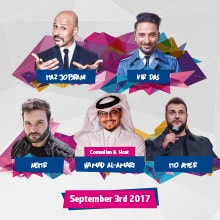 Doha Comedy Festival
