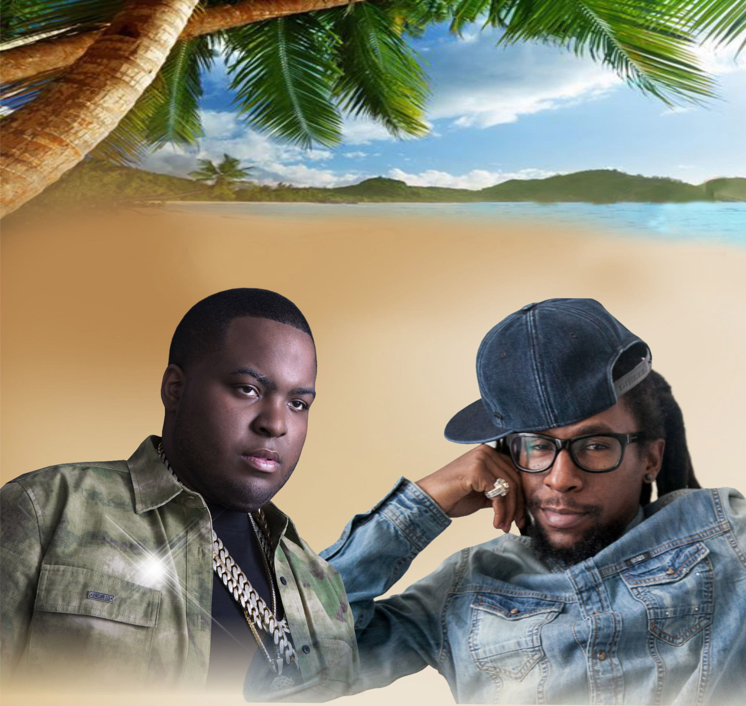 SEAN KINGSTON&JAH CURE LIVE@CARIBBEAN BEACH FESTIVAL
