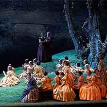 LA SONNAMBULA Opera by Vincenzo Bellini