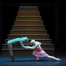 CINDERELLA by Ballet de l'Opéra de Lyon