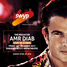 Amr Diab LIVE in Dubai 2017