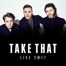 Take That Live in Dubai