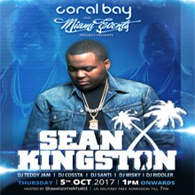 Sean Kingston Live in Concert