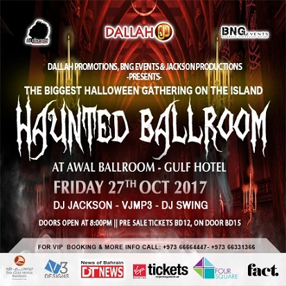 The Haunted Ballroom
