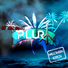 PLUR Of The Seas YACHT PARTY Halloween Edition