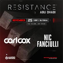 Beyond The Track presents : Carl Cox & Nic Fanciulli